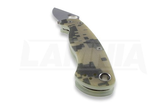 Spyderco Para-Military 2 camo folding knife