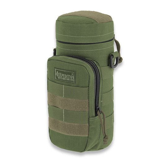 Maxpedition Bottle Holder 10x4, vihreä