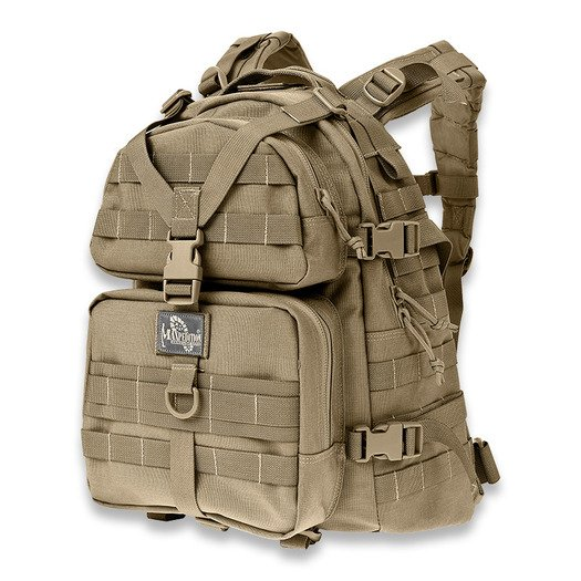 Maxpedition Condor II Hydration Backpack バックパック, カーキ色