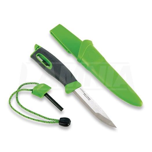 Light My Fire Swedish FireKnife, green