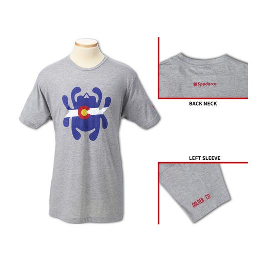 Spyderco Colorado Bug marškinėliai