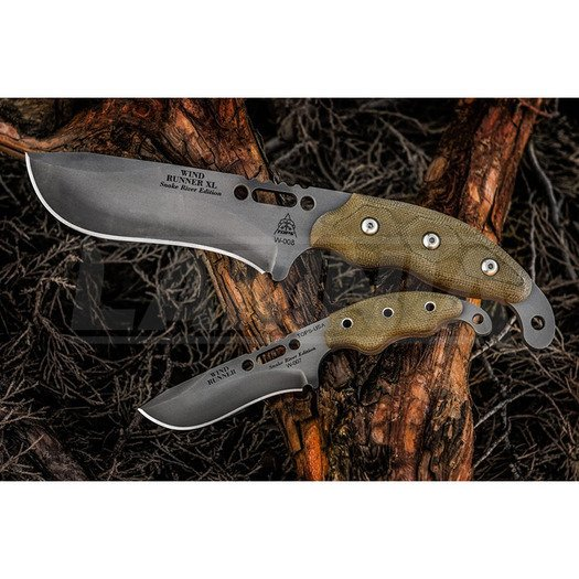 TOPS Wind Runner Combo knife WDRCMB