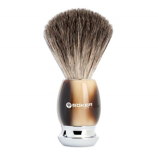 Böker Classic Horn Shaving brush 04BO129