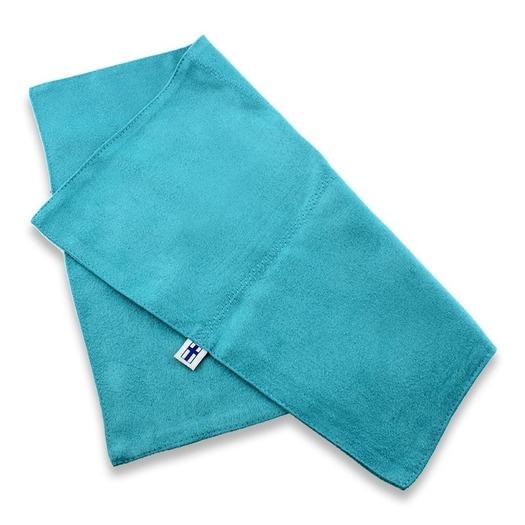 Audacious Concept Knife Care Cloth, Turquoise