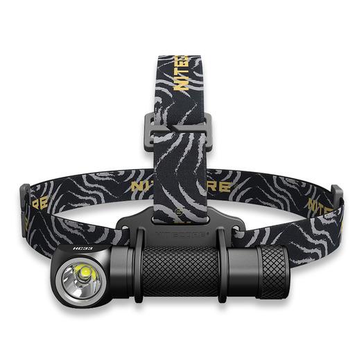 Nitecore HC33 High Performance Headlamp