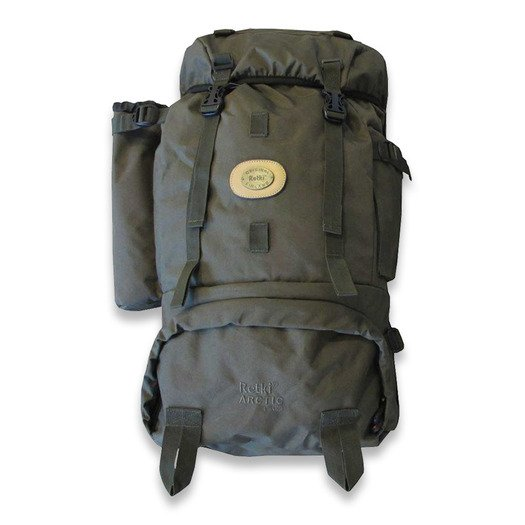 Retki Arctic 55 backpack, olive drab