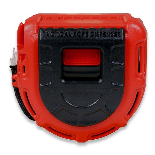 Atwood Tactical Rope Dispenser Red