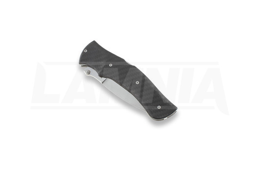 Viper Start foldekniv, carbon, satin
