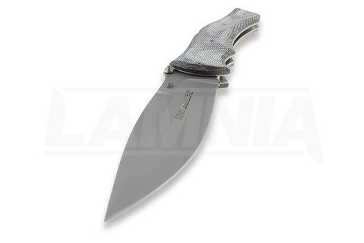 Viper Start folding knife, micarta, black
