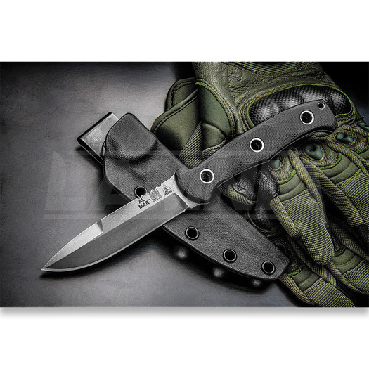 TOPS Al Mar Mini Sere Operator Knife AMAR01