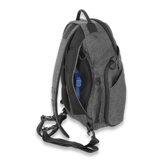 Maxpedition Entity 16 CCW-Enabled EDC Sling Pack תרמיל גב, charcoal NTTSL16CH