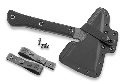 RMJ Tactical Mini Jenny Spike tomahawk, black