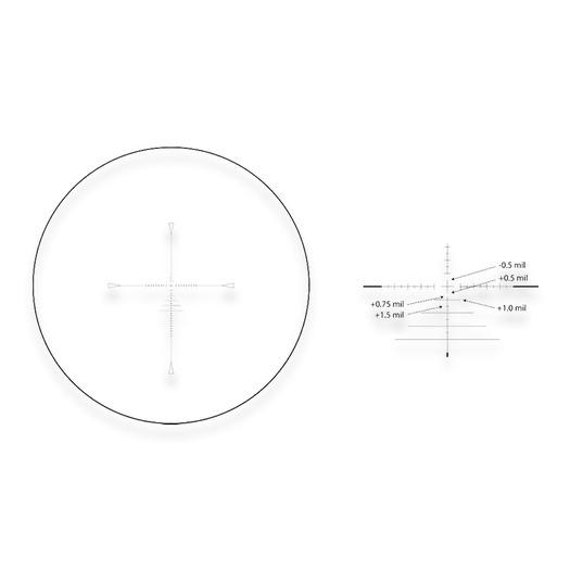Luneta celownicza MTC Optics Mamba Pro 2 5-30x50
