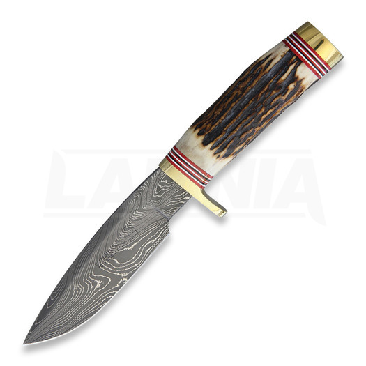 BlackJack Classic Model 125 Damascus