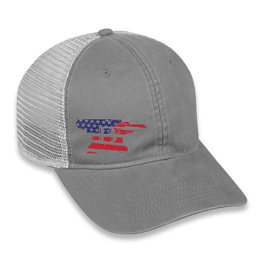 Buck Stars and Bars Anvil Cap 89120