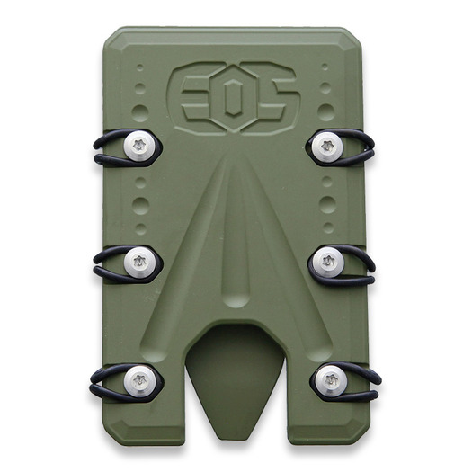 EOS Titanium 2.0 Wallet Cerakote O