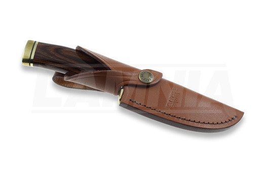 Buck Vanguard hunting knife, Cocobolo