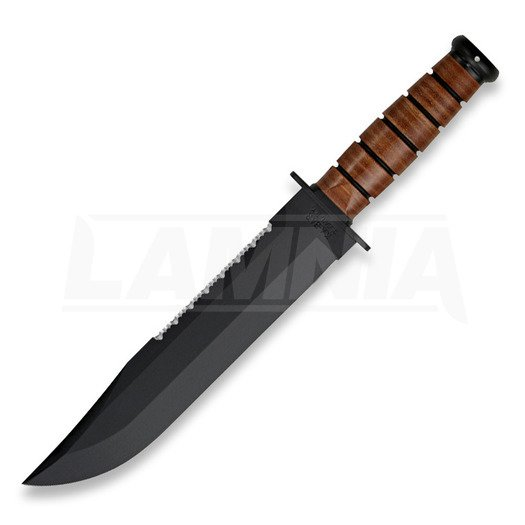 Ka-Bar Big Brother survival mes