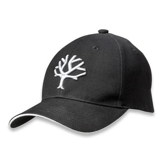Καπέλο Böker cap, black & silver 09BO105