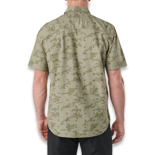 5.11 Tactical Crestline Camo S/S Shirt, python 71377-256