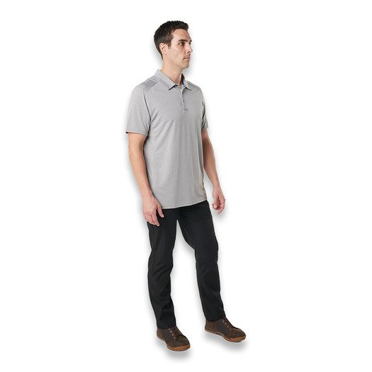 5.11 Tactical Paramount Polo, heather grey 41221-016