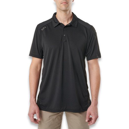 5.11 Tactical Paramount Polo, negru 41221-019