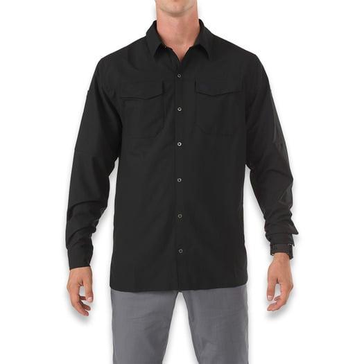 5.11 Tactical Freedom Flex Shirt, juoda 72417-019