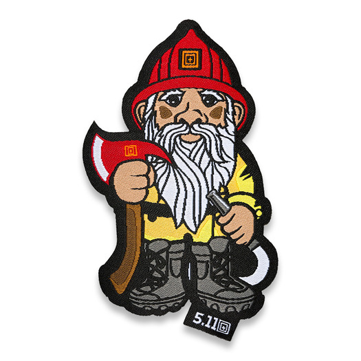 5.11 Tactical Firefighter Gnome lipdukas