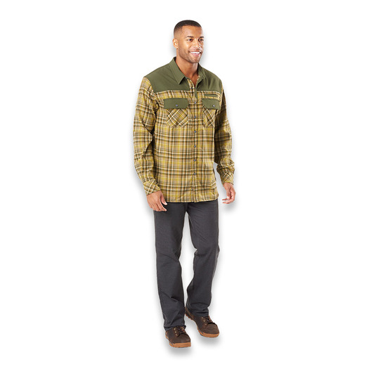 5.11 Tactical Endeavor Flannel shirt, kangaroo PLD 72468-148