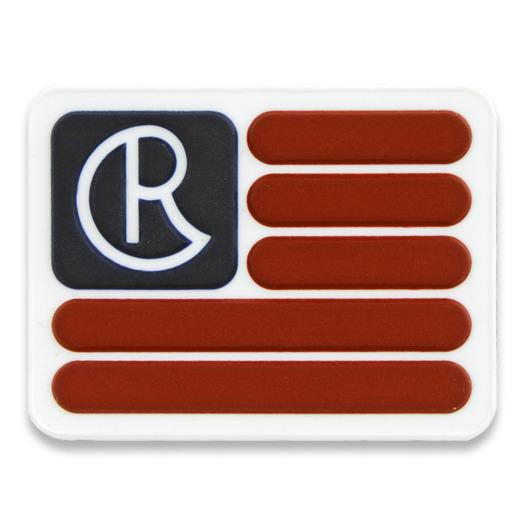 Chris Reeve CR Flag lipdukas CRK-2002