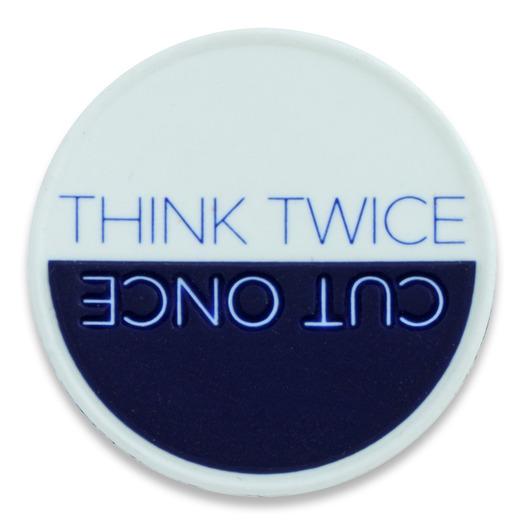 Chris Reeve Think Twice lipdukas CRK-2003