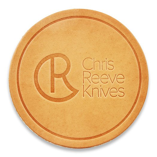 Chris Reeve Leather Coaster CRK-2014