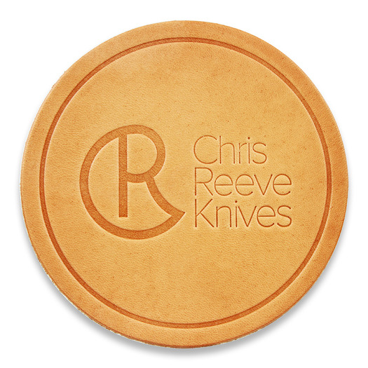 Chris Reeve Leather Coaster 4 pack CRK-2015