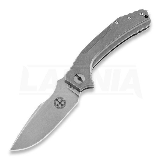 Couteau pliant Pohl Force Mike Fortytwo Titanium 1088