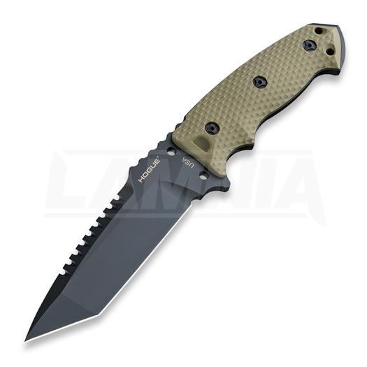 Hogue EX-F01 Fixed Blade OD