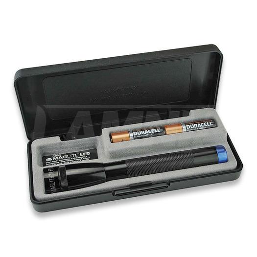 Mag-Lite Mini Mag Flashlight AA Blue