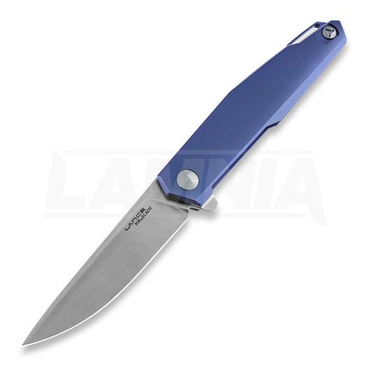 Mr. Blade Lance Titanium sulankstomas peilis, violetinė