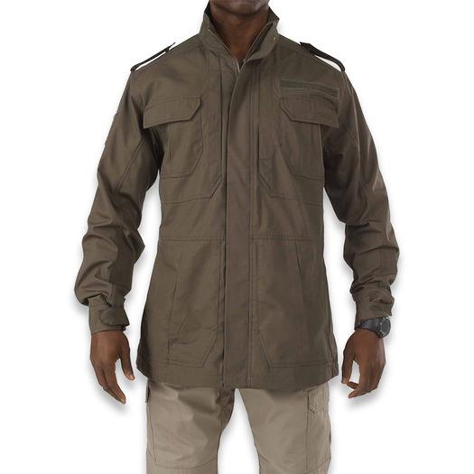 5.11 Tactical Taclite M-65 jacket, tundra 78007-192