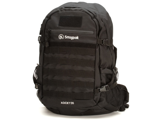 Snugpak Xocet 35 backpack, black