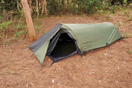 Snugpak Ionosphere sátor, zöld