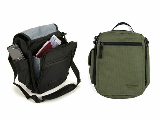 Τσάντα/τσαντάκι ώμου Snugpak Utility pack, μαύρο