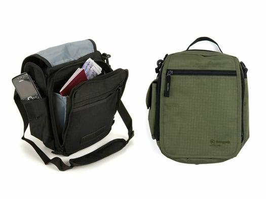 Batoh cez rameno Snugpak Utility pack, čierna
