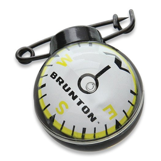 Brunton Globe Pin-On Ball 罗盘