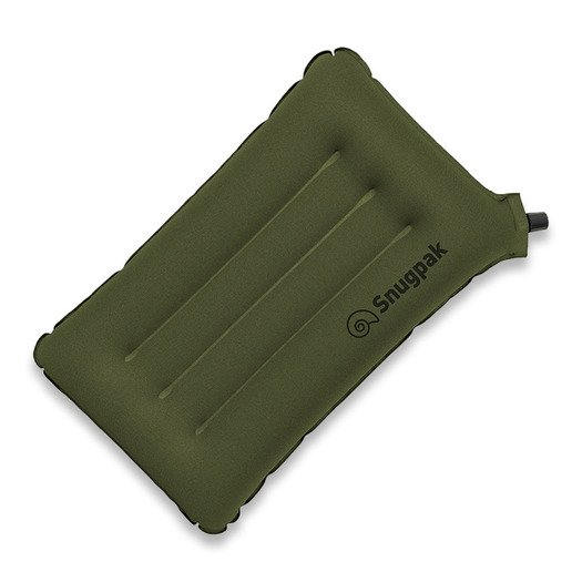Snugpak Basecamp Ops Air Pillow, 綠色