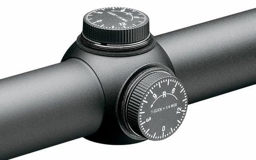 Redfield Revolution 2-7x33mm teleskopinis šautuvas, 4-plex reticle