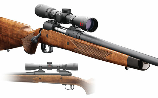 Redfield Revolution 2-7x33mm riflescope, 4-plex reticle