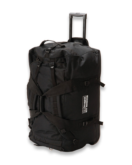 Snugpak Roller Kit Monster 120L 가방, 검정