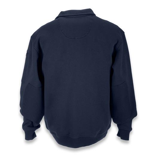 5.11 Tactical Job Shirt 1/4 Zip, fire navy 72314-720