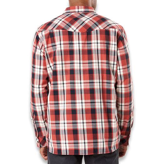 5.11 Tactical Peak Long Sleeve Shirt, oxide red 72469-484