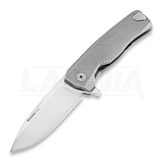 Lionsteel ROK Titanium folding knife